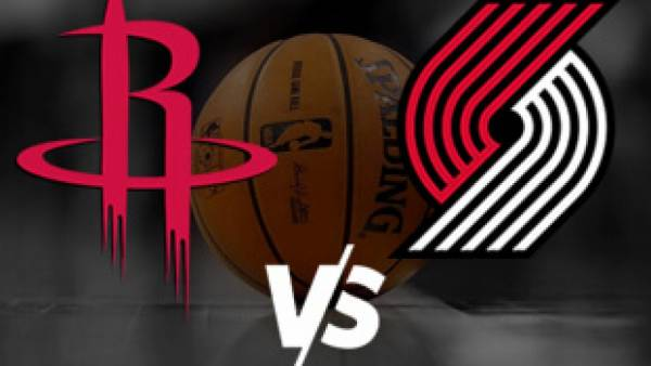 Houston Rockets vs. Portland Trailblazers Betting Odds - August 4