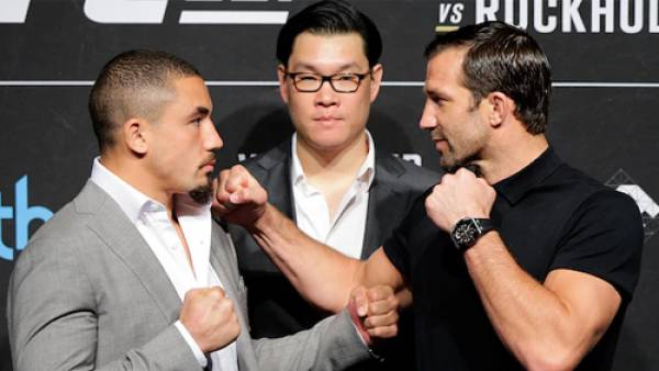 Rockhold-Romero Fight Odds, Round Betting, More
