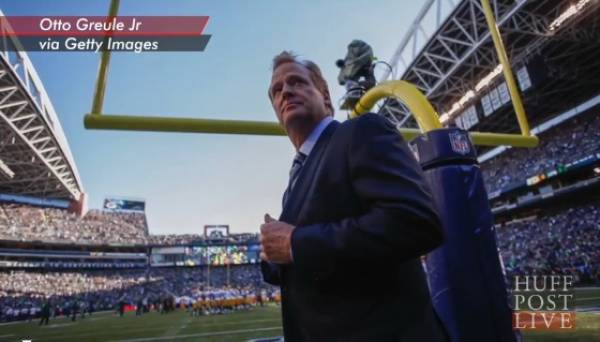 Goodell Addresses Daily Fantasy Sports, Gambling and the NFL