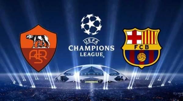 Roma v Barcelona Betting Tips, Latest Odds - Champions League