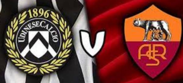 Roma v Udinese Match Tips, Betting Odds - Thursday 2 July