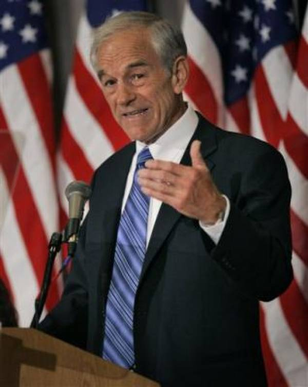 Ron Paul Pays 1 to 3 Odds With 2nd Place Win in New Hampshire