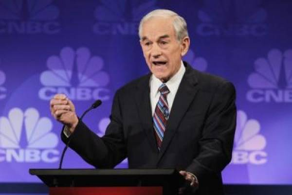 Public Policy Polling Ron Paul