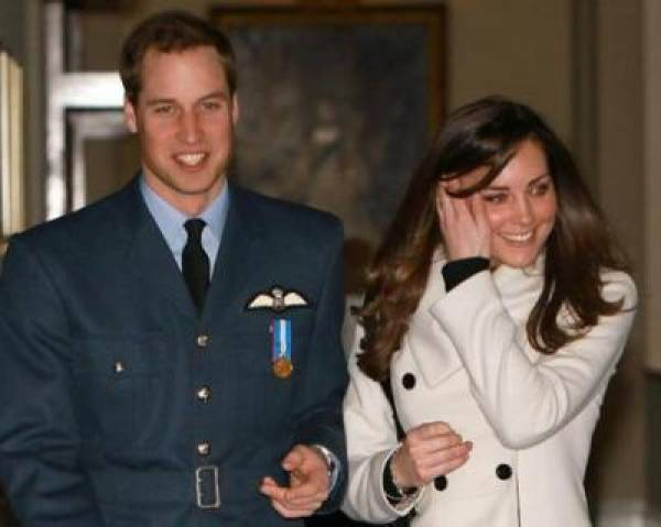 William and Kate's Marriage Odds