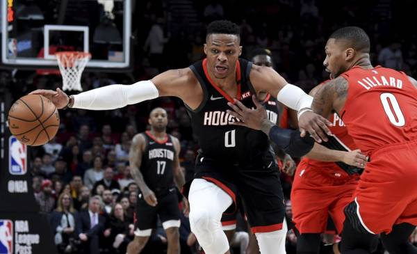 Russell Westbrook, Two Other Players Test Positive for Covid