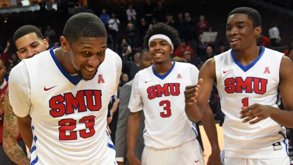 Bookies Hoping for Early March Madness Exit for SMU