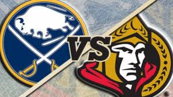 Bet on the Sabres vs. Senators and the Under