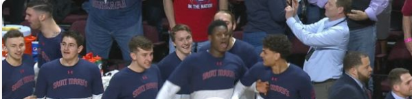 Gonzaga Loses Outright .....to Saint Mary's?