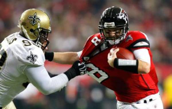 Saints-Falcons Monday Night Football