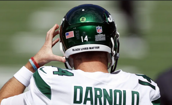 Odds Favor Sam Darnold Next QB Benched