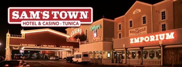 Sam's Town Casino Sports Book Tunica
