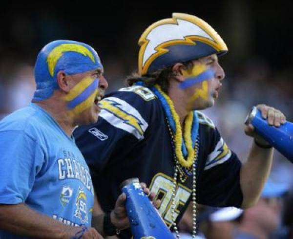 Betting on the San Diego Chargers