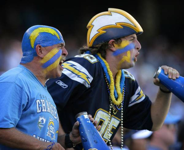 Chargers 2014 Super Bowl Odds at 60-1:  Best Bet on the Under 7.5 Game Wins