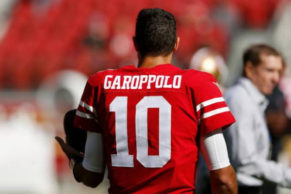 San Francisco 49ers 2018 NFL Win Loss Odds Prediction