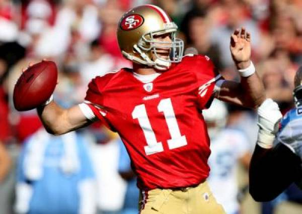 San Francisco 49ers Odds to Win 2012 Super Bowl