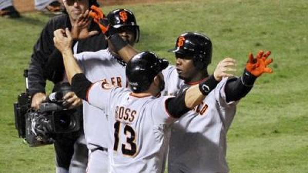 San Francisco Giants World Series Win