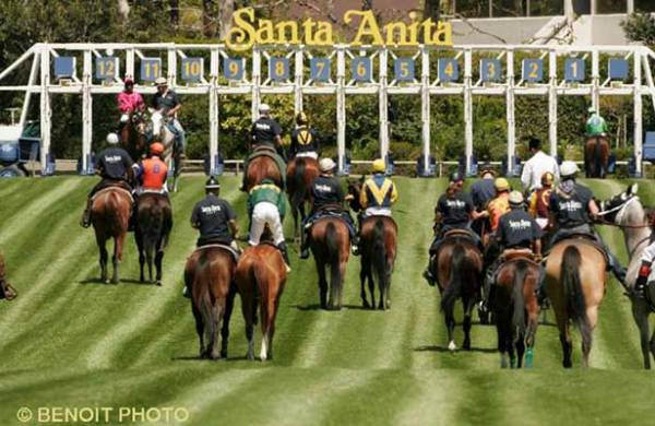2017 Santa Anita Derby Betting Odds