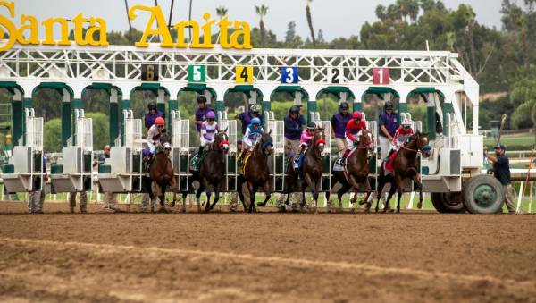 Where Can I Bet the 2020 Santa Anita Derby? Latest Odds