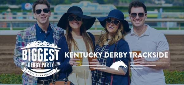 Can I Bet the Kentucky Derby From California Racetrack Santa Anita?