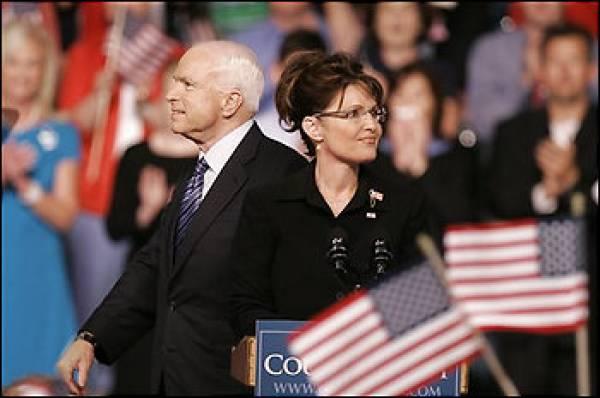 McCain Sarah Palin