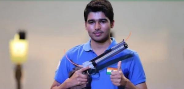 What Are The Odds - Men's 10m Air Pistol Tokyo Olympics