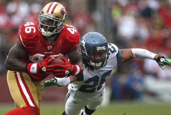 NFC Championship 2014 Betting Odds – San Francisco vs. Seattle