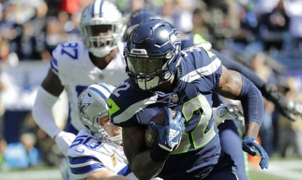 Line on the Seahawks-Cowboys NFC Wildcard Game