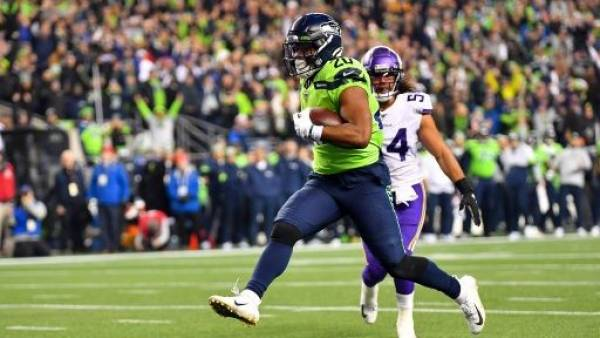 NFL Betting - Seattle Seahawks at Los Angeles Rams
