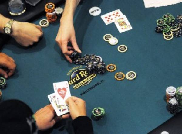 Seminole Hard Rock 'Rock N Roll Poker Open' Series Kicks Off: $2 Mil Up for Grab