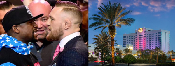 Bookies Descend Upon Tampa Seminole Hard Rock, Other Resorts for Mayweather-McGregor