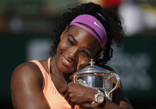 Payout Odds - Serena Williams to Win 2019 French Open