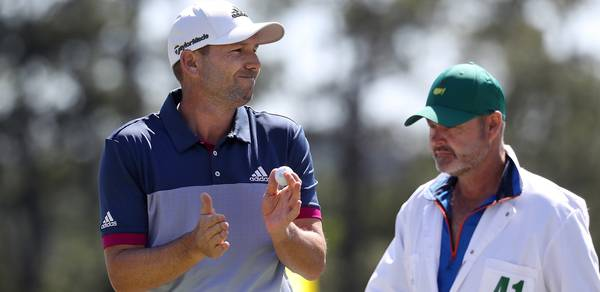Sergio Garcia Wins 2017 Masters at 4-1 Odds