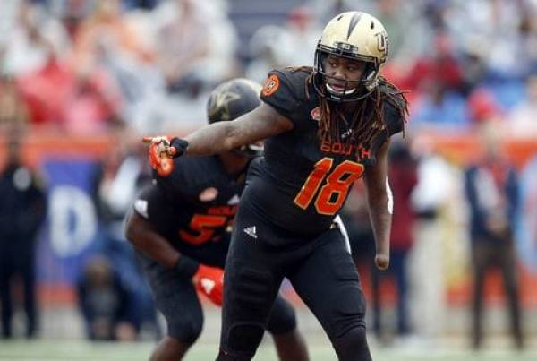Shaquem Griffin Draft Position Betting Odds