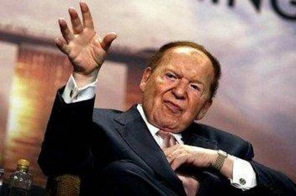 Republican Mega Donor Sheldon Adelson Caught Up in 'Bribe' Scandal
