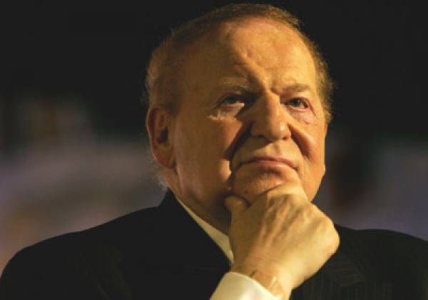 Sands Head Sheldon Adelson Furious With MGM, Caesar's Driving Vegas Room Rates D