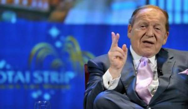 Sheldon Adelson Pumping Another $10 Million Into Newt Gingrich Campaign