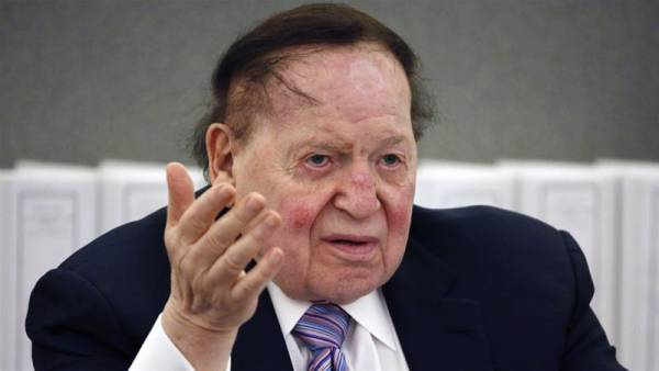 Is Vegas Billionaire Sheldon Adelson Behind Trump Israel Move?
