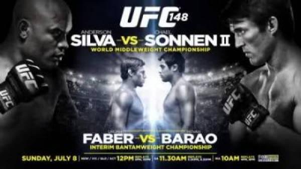Anderson Silva vs. Chael Sonne...