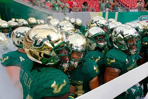 Bet the South Florida Bulls vs. Tulsa - Week 7 2018, Predictions, Latest Odds