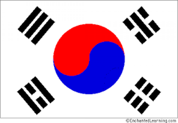I'm a Bookie…Get Me Out of Here: Korea (That Would be South Korea)