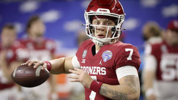 2022 No. 1 Draft Pick; CFB Power 5 Conference Odds