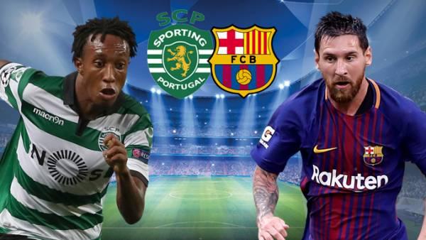 Sporting Lisbon v Barcelona Betting Tip, Latest Champions League Odds 27 September