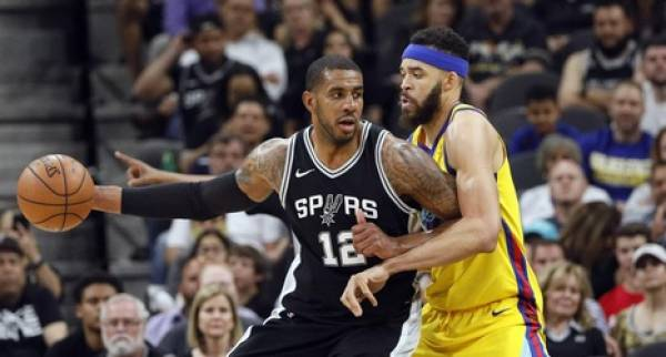 Spurs-Warriors Game 5 Betting Odds - 2018 NBA Championship