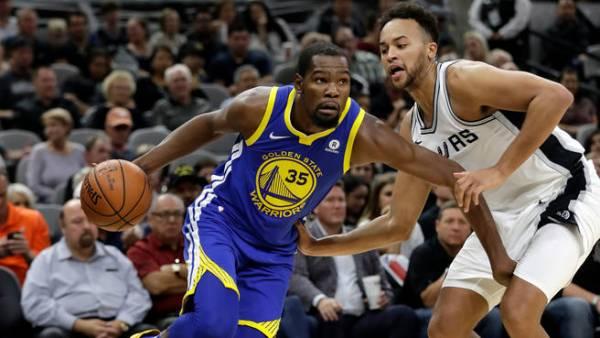 Bookie vs. Bettor: Warriors vs. Spurs