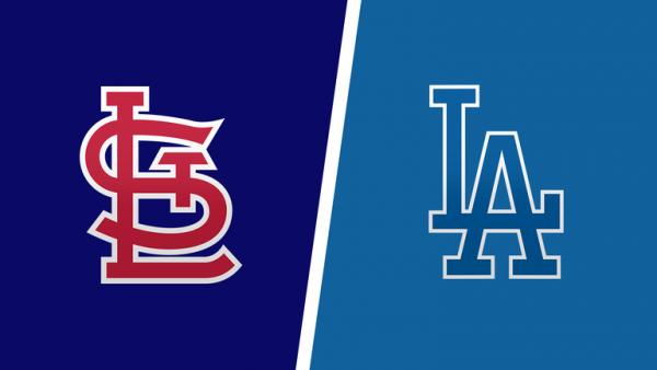 MLB Free Pick-Parlay   Dodgers Vs. Cardinals