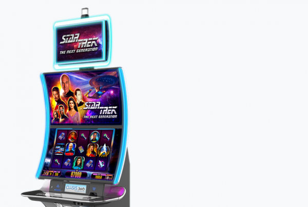 New 'Star Trek: The Next Generation' Slot to be Introduced at G2E 2019