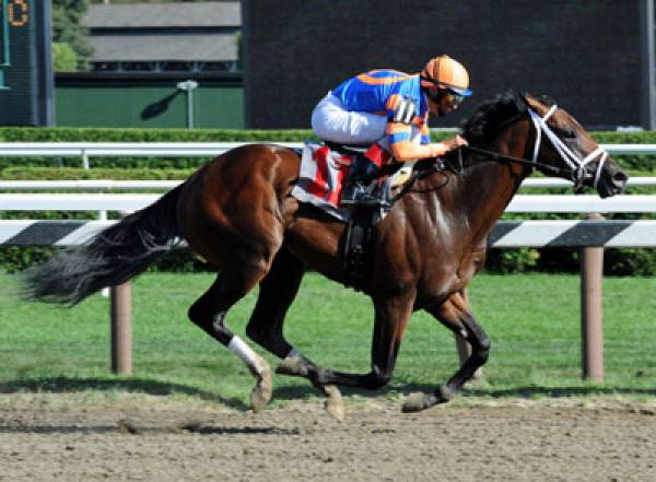 Stay Thirsty Wins Travers Stakes