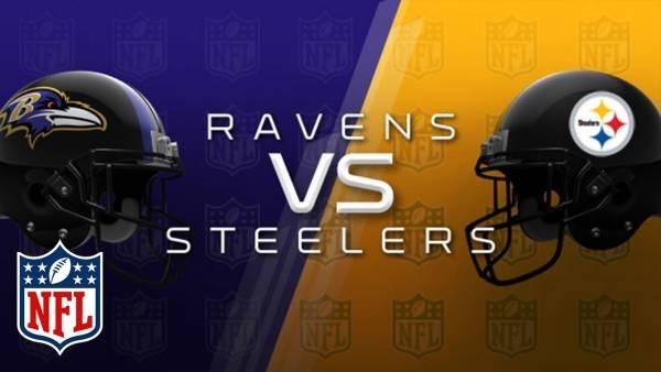Steelers vs. Ravens Betting Odds Week 4 NFL