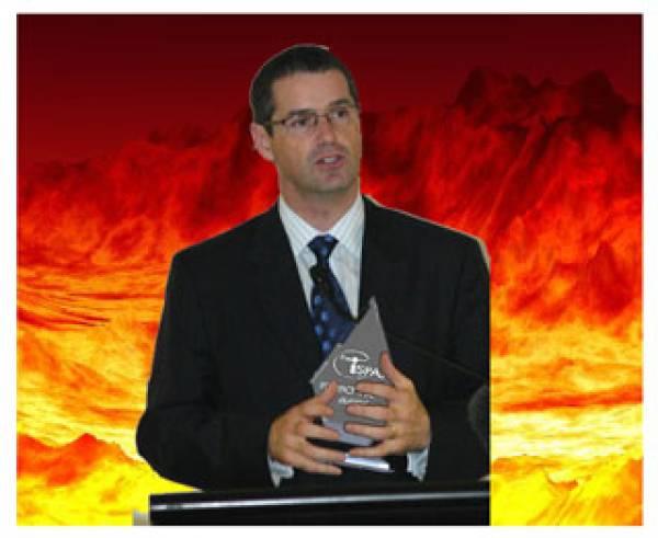 Stephen Conroy Internet Villain of the Year