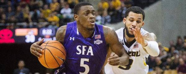 Stephen F. Austin Win Against Texas Tech - Payout Odds - 2018 March Madness